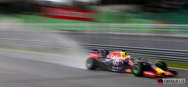 Daniel Ricciardo, Red Bull, GP Malasia 2015
