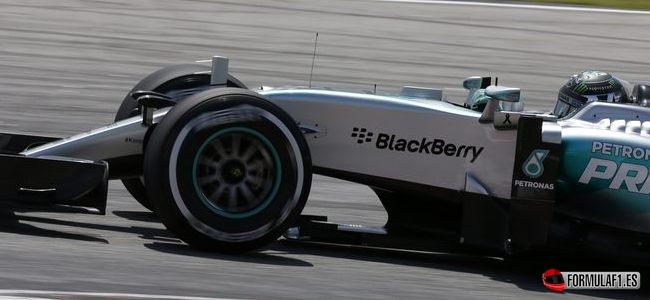 Nico Rosberg, Mercedes, GP Malasia 2015