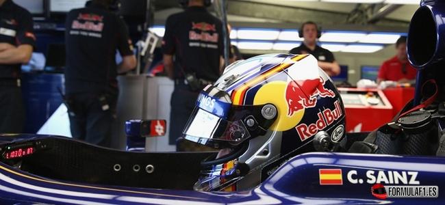 Carlos Sainz, Toro Rosso, GP Malasia 2015