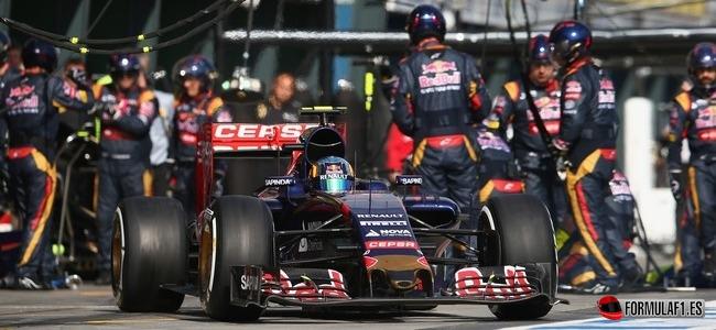 Carlos Sainz, Toro Rosso, GP Australia 2015