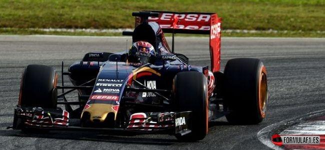 Max Verstappen, Toro Rosso, GP Malasia 2015