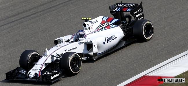Valtteri Bottas, Williams, GP China 2015