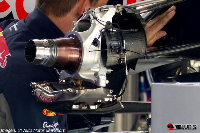 Gran Premio de China 2015: Análisis técnico (Parte II)