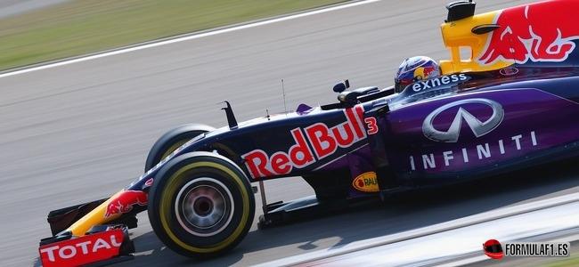 Daniel Ricciardo, Red Bull, GP China 2015