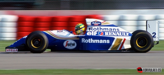 Ayrton Senna, Williams-Renault FW16