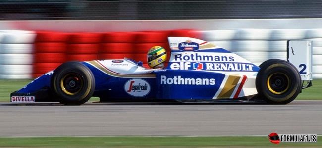 Ayrton Senna, Williams-Renault FW16