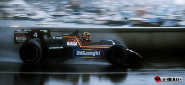 Bellof, mónaco, 1984