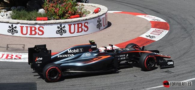 Button, Monaco