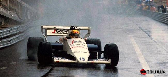 Senna, mónaco, 1984