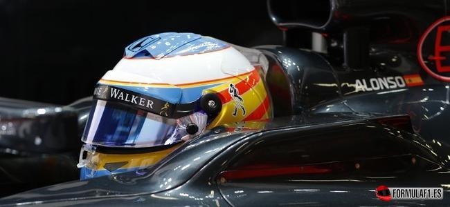 Fernando Alonso, McLaren, GP España 2015