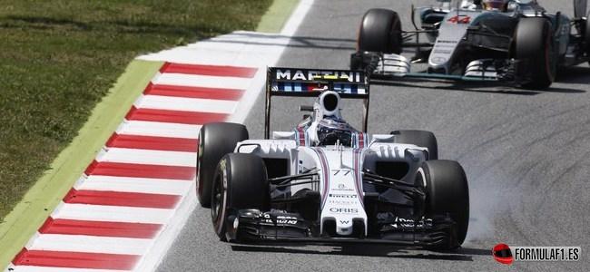 Valtteri Bottas, Williams, GP España 2015