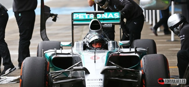 ¿Qué le pasa a Nico Rosberg?