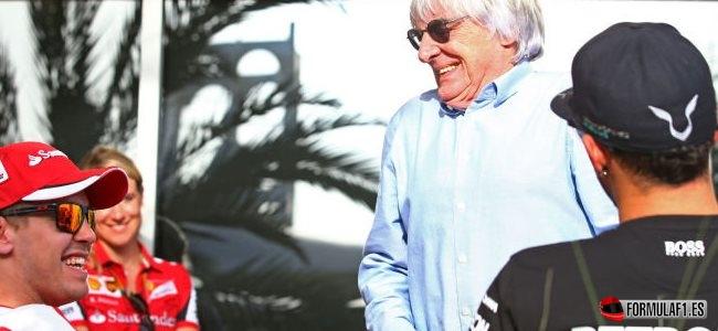 Ecclestone busca culpables ante el desinterés de los aficionados por la F1
