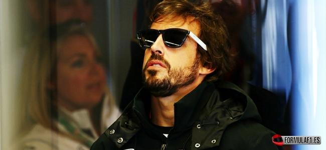 Fernando Alonso, frustrado con McLaren Honda