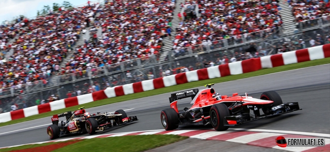 canadá, 2013, chilton, marussia, lotus