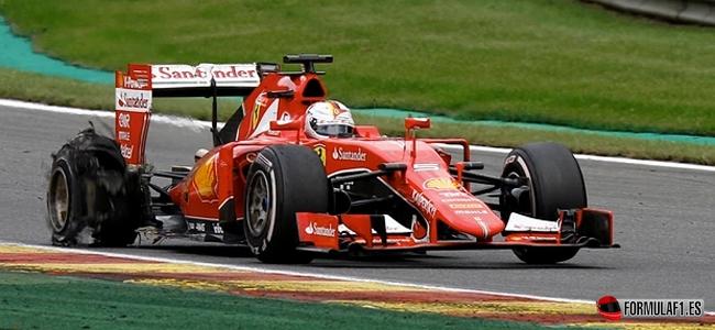 Pirelli se defiende tras las delcaraciones de Vettel