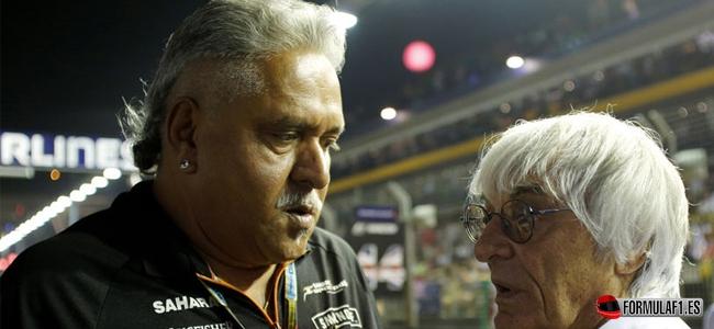 Vijay Mallya, el hombre que desafía a la Fórmula 1