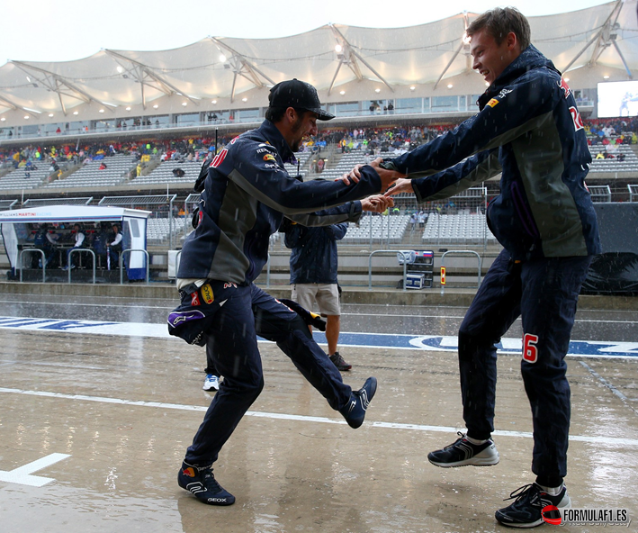 GP de EE.UU. 2015 - Calificación: suspenden la Q3 y se otorga la Pole a Nico Rosberg