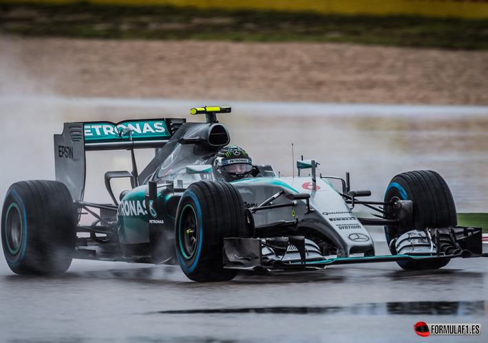 Rosberg logra la Pole. GP EE.UU. 2015