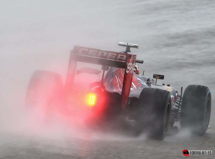 Sainz. Calificación GP EE.UU. 2015