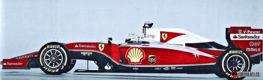 Ferrari 2016 2