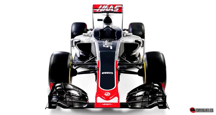 Haas F1 3