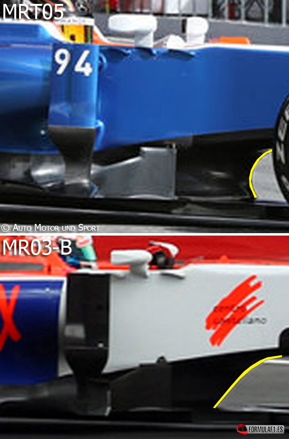 mrt05-chassis