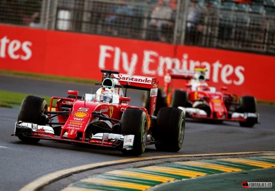 Ferrari fp2 aus