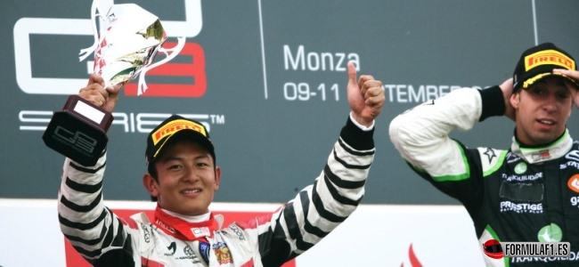 Rio Hary- Monza GP3
