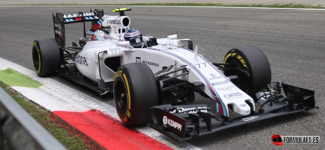 bottas williams 2016