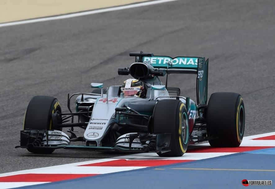 Hamilton fp1 bah