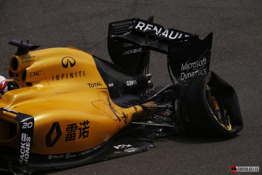 GP de China 2016 – Libres 1: Nico Rosberg golpea primero ante los problemas de Pirelli