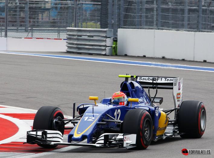 Nasr. Calificación GP de Rusia 2016