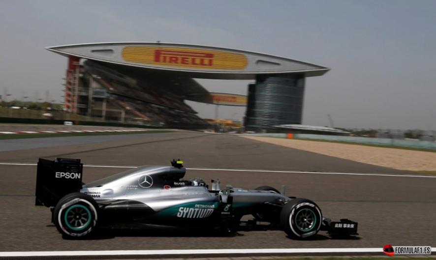 Rosberg FP1 chi
