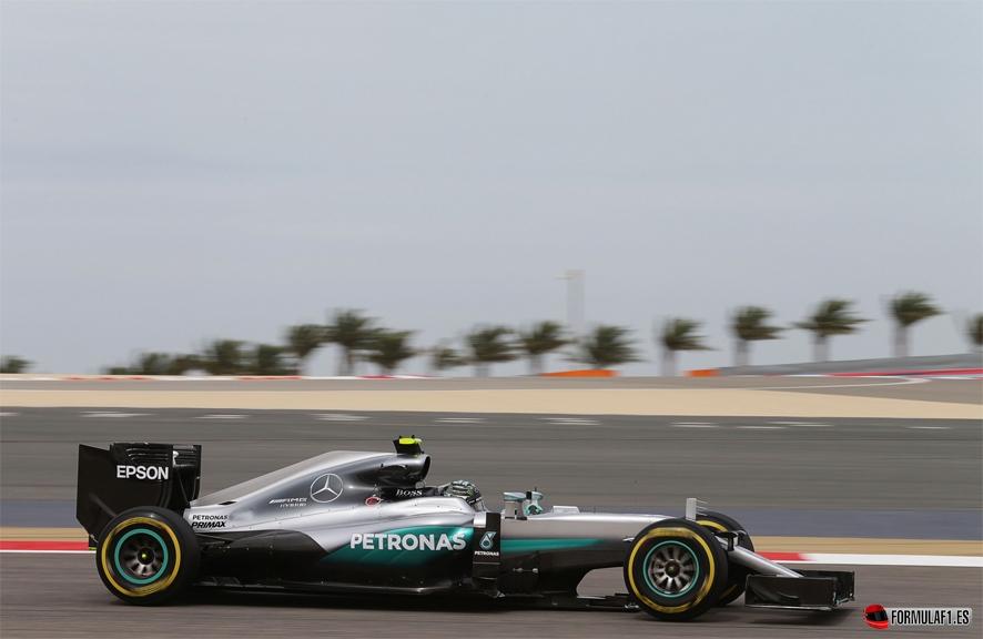 Rosberg fp1 bah