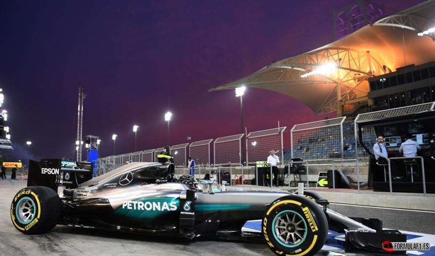 Rosberg fp2 bah