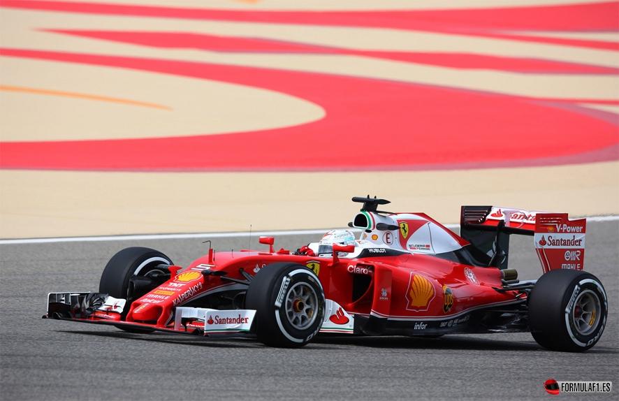 Vettel fp3