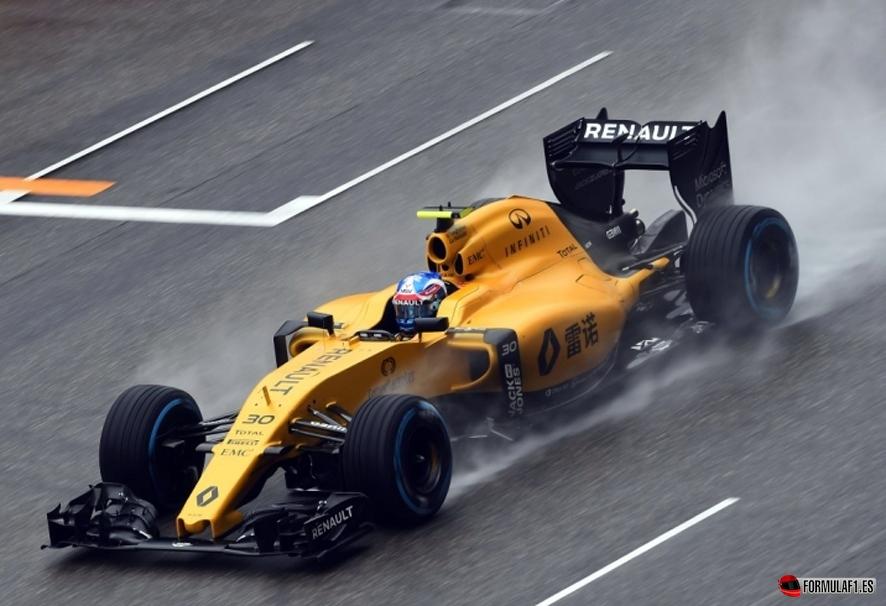 GP de China 2016 – Libres 3: Vettel el más rápido bajo el diluvio