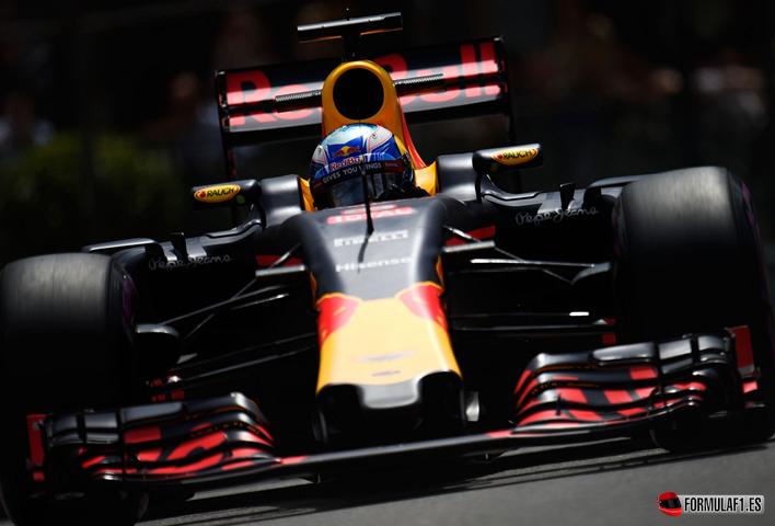 Ricciardo consigue la Pole del GP de Mónaco 2016