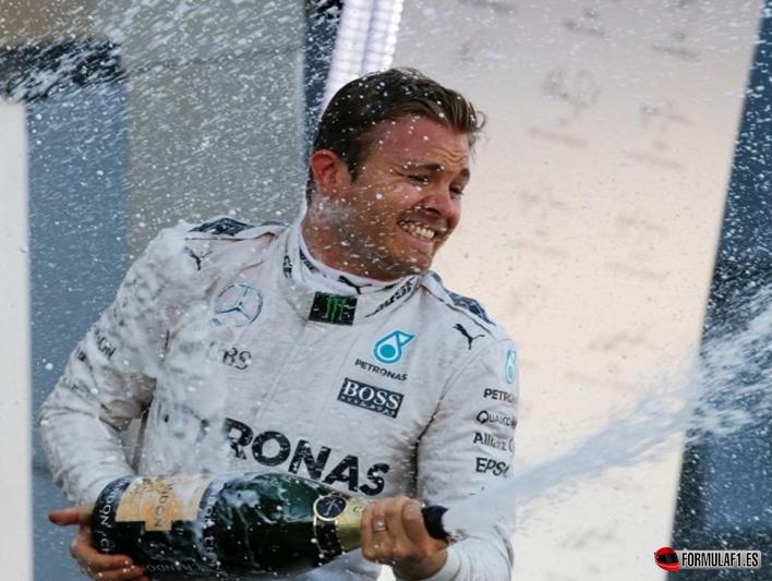 Rosberg logra la victoria. GP Rusia 2016