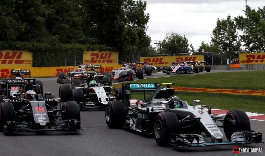 GP de Canadá 2016: Hamilton arrebata la victoria a Vettel en Montreal