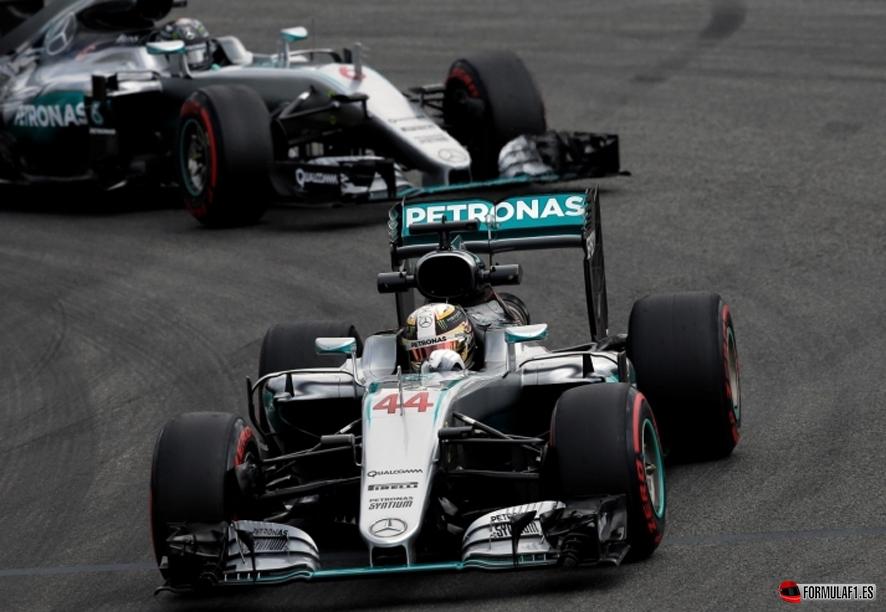 GP de Alemania 2016 – Libres 1: Nico Rosberg comienza dominando en casa