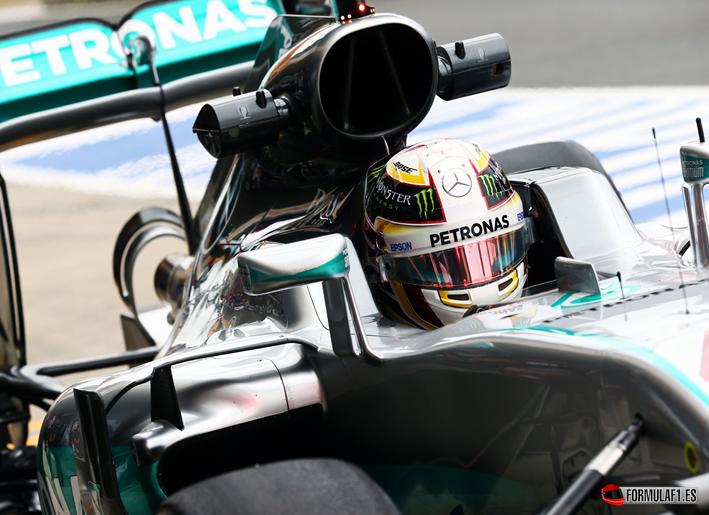 Hamilton consigue la Pole del GP de Gran Bretaña 2016