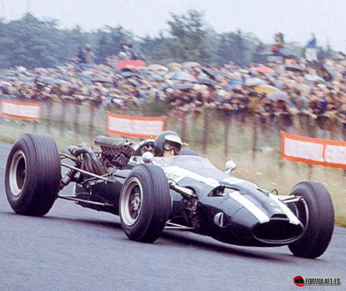 Rindt. GP Alemania 1966