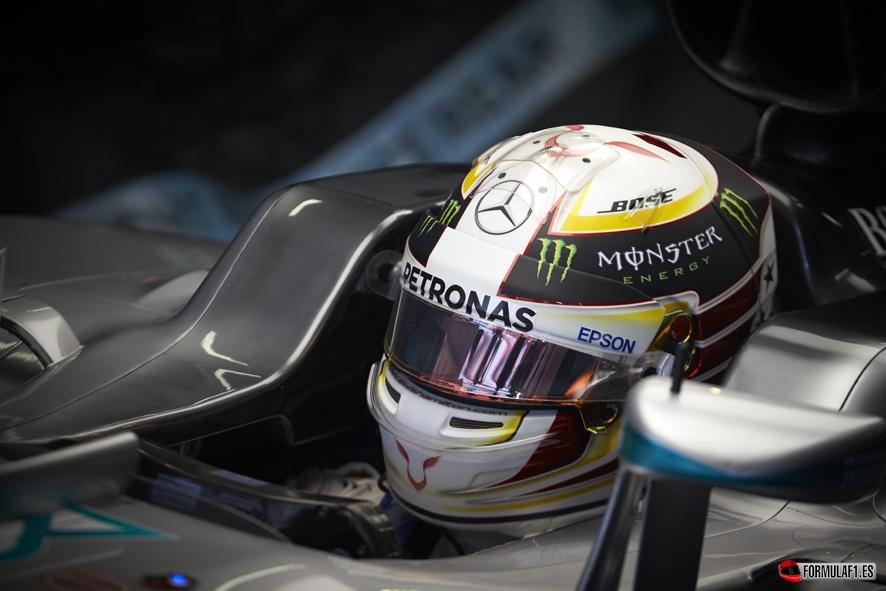 Formel 1 - MERCEDES AMG PETRONAS, Großer Preis von Russland 2016. Lewis Hamilton ; Formula One - MERCEDES AMG PETRONAS, Russian GP 2016. Lewis Hamilton;