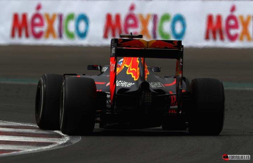 GP de México 2016 – Libres 3: Verstappen desbanca a Hamilton por una décima de segundo