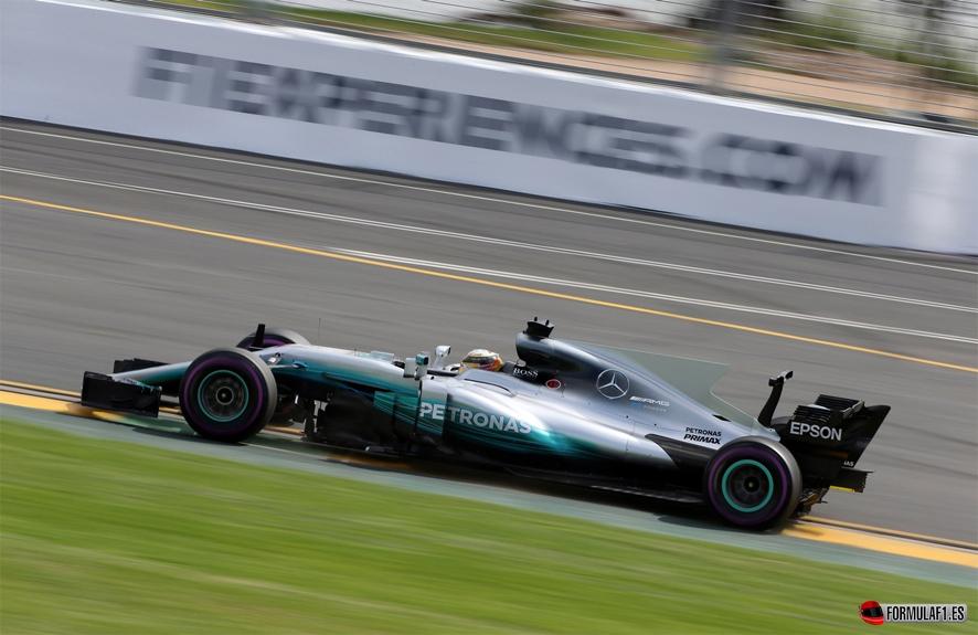 GP de Australia 2017- Libres 2: Lewis Hamilton lidera tras el accidente de Jolyon Palmer