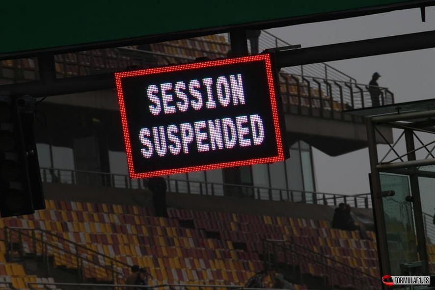 GP de China 2017 – Libres 2: Entrenamientos cancelados mientras la carrera podría adelantarse al sábado