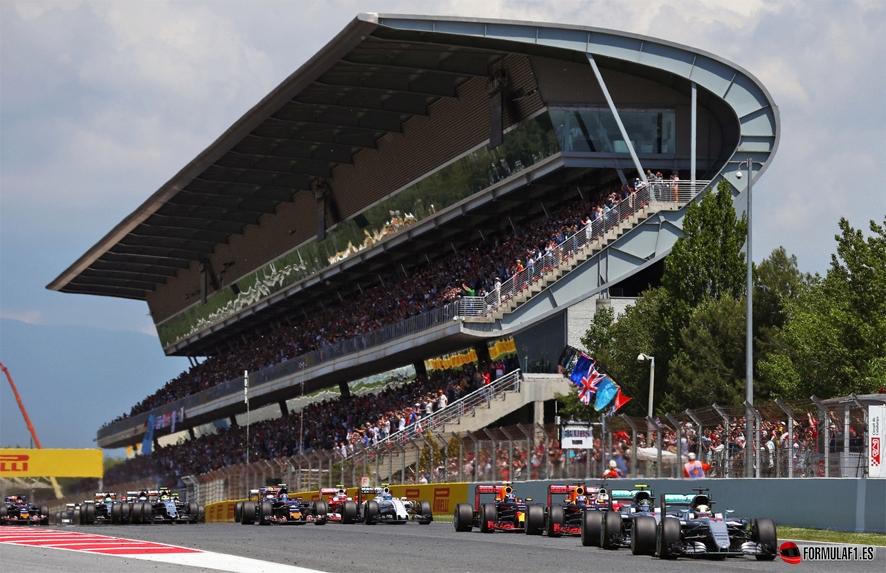 Comprar entradas de F1 para el Gran Premio de España