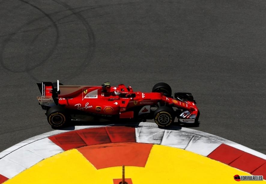 GP de Rusia 2017 – Libres 1: Kimi Räikkönen supera a los Mercedes